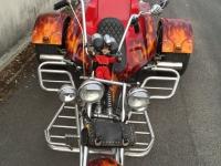 Trike True Fire Airbrush