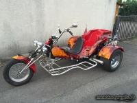 True Fire Skull Trike