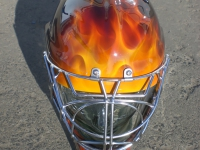 True Fire Ridic Maske front