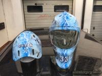 airbrush Maske front