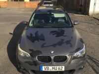 carwrapping bmw camo