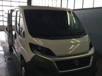 carwrapping fiat ducato black