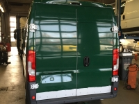 carwrapping fiat ducato rensch haus heck