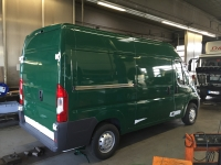 carwrapping fiat ducato rensch haus