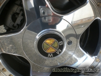 gold leafing Design bmw felgendeckel