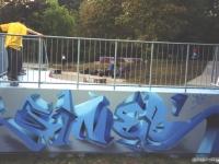 Siner Bluegreen (Skateramp)
